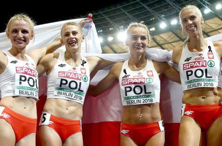 Polscy lekkoatleci zdobyli w Berlinie worek medali