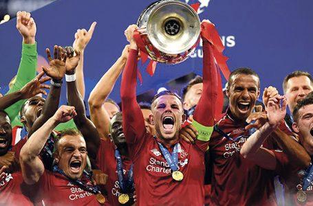 Szósty triumf Liverpoolu