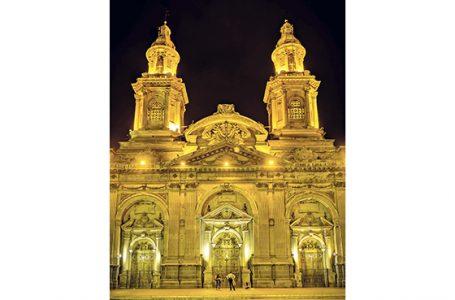Scicluna w Chile