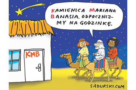 Sadurski na Nowy Rok