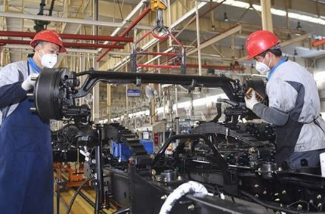Uruchomienie chińskich fabryk to znak stabilizacji globalnego łańcucha przemysłowego