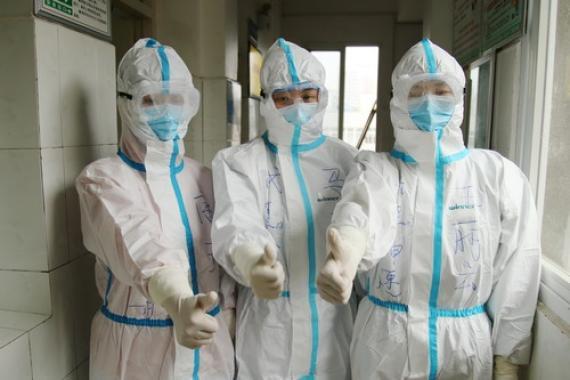 Chiny walczą z nową światową epidemią koronawirusa