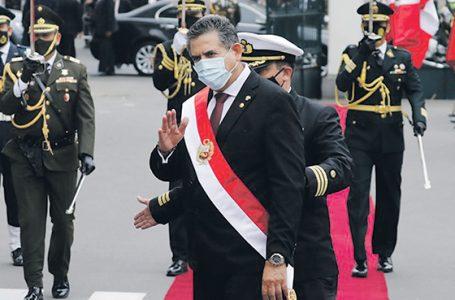 Inkowie na wojennej ścieżce z neoliberalizmem