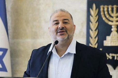 """""""Dobry Arab"""" w rządzie Izraela"""