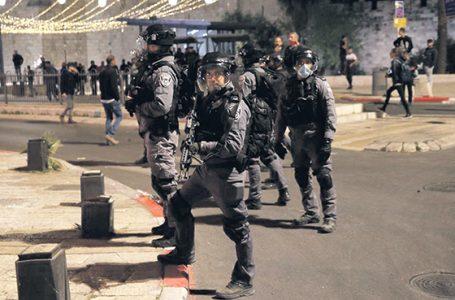 Największa fala aresztowań palestyńskich obywateli Izraela